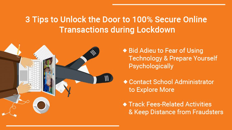 3 Tips to Unlock the Door to 100% Secure Online Transactions during Lockdown